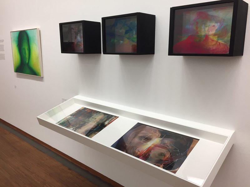 Ausstellung Johannes Deutsch – Albertina