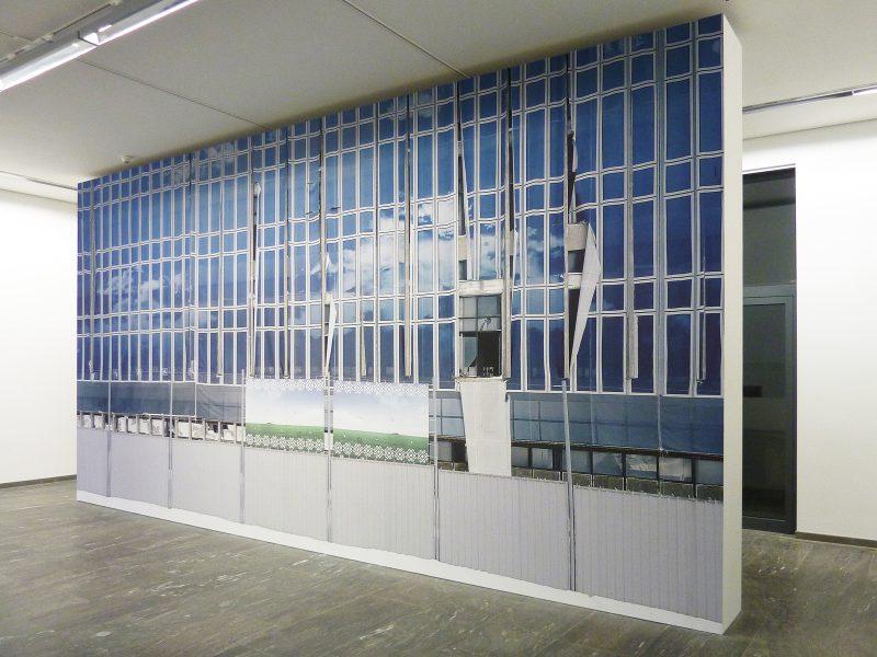 Ausstellung Gregor Sailer – The Potemkin Villages