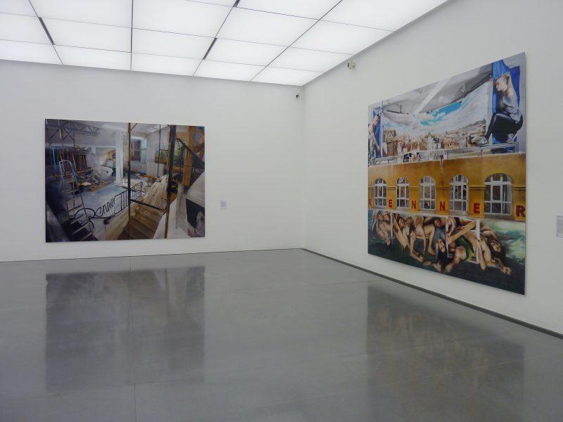 Ausstellung Lois Renner – Salzburg Museum